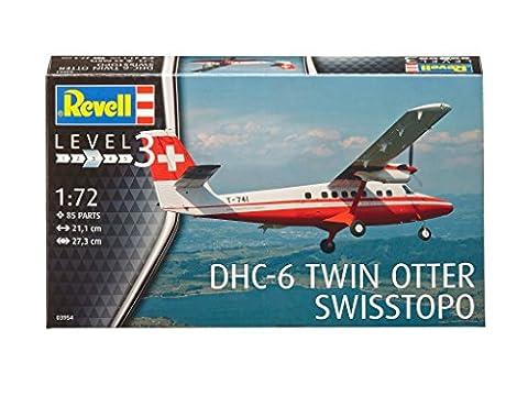 Revell–03954–747, Flugzeug dhc-6Twin Otter–Maßstab 1/72