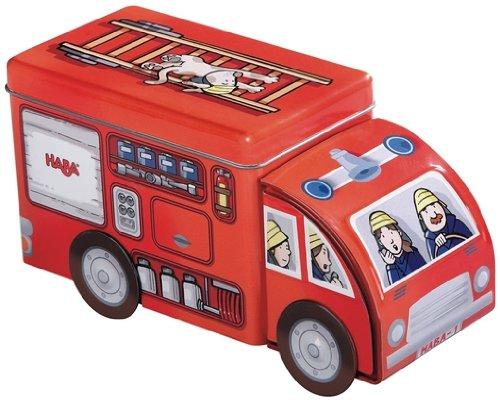 HABA -2521 Tat-Tata - Das Feuerwehrspiel
