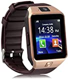 Webilla M9 Compatible Smart Watch For Men 4g Phones Compatibility Original Smartwatch Wristwatch Mobile with Camera & SIM Card Support New Arrival Best Selling Premium Quality Lowest Price Apps like Facebook Whatsapp Twitter Functions Time Schedule Read Message News Sports Health Pedometer Sedentary Remind Sleep Monitoring Better Display Loudspeaker Microphone TouchScreen Multi-Language Micro SD Memory Card Supports All Android and Apple IOs iPhone Smartphone.