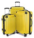 Hauptstadtkoffer Juego de maletas, amarillo (amarillo) - 82782044