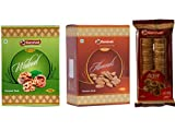 #2: Carnival Combo Pack - Almonds 250g, Walnut Regular 250g & Anjeer Regular 250g - Individual Packs