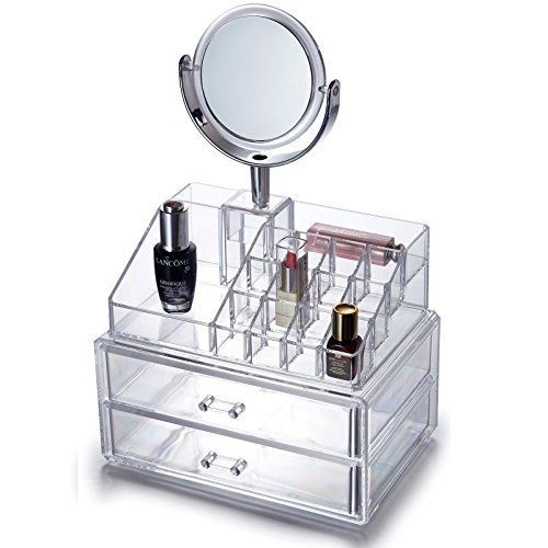 clear-acrylic-2-drawers-cosmetic-makeup-display-stand-storage-rack-vanity-table-box-case-jewellery-a