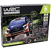 WRC Speed Road Bridge Circuito Slot, Color Negro (Fábrica de Juguetes ...