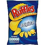 Ruffles Original Patatas Fritas con Sal - 170 g