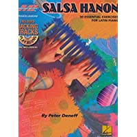 Salsa Hanon Play-Along: 50 Essential Exercises for Latin Piano