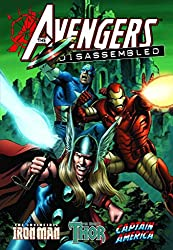 [Avengers Disassembled: Iron Man, Thor & Captain America: Iron Man, Thor and Captain America] (By: Michael Avon Oeming) [published: April, 2009]