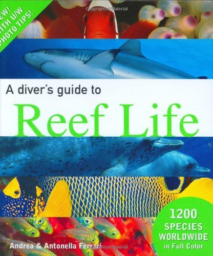 A Diver's Guide to Reef Life by Andrea Ferrari (2006-06-01)
