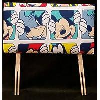 Kinder Disney Bett Kopfteil für Kinder W/über 20Zeichen: Mickey Maus–Goofy von Inspirieren Häuser preisvergleich bei kinderzimmerdekopreise.eu
