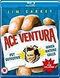 Ace Ventura: Pet Detective/Ace Ventura: When Nature Calls [Blu-ray] [2016] UK-Import, Sprache-Englisch