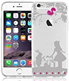 Coque iPhone 6 6s silicone Disney | JammyLizard | Coque silicone transparente Alice Coque Disney iPhone 6 6s, Alice