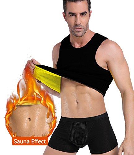 Ningmi Mens Slimming – Sauna Suits