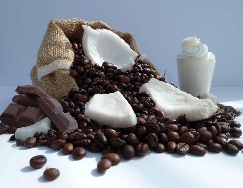 Bounty Island Crème aromatisé Decaffeinated Coffee, Cafetière, 500 g
