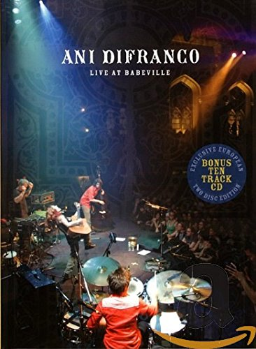 Ani DiFranco - Live at Babeville (+ Audio-CD) [2 DVDs]