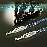 Asiproper cavo audio da 6.35mm maschio a maschio chitarra elettrica mixer Dual Channel Wire 5 M