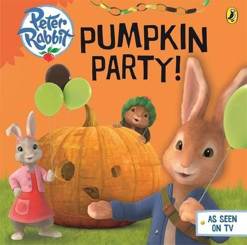 Peter Rabbit Animation: Pumpkin Party (BP Animation) (Uk London In Halloween-party)