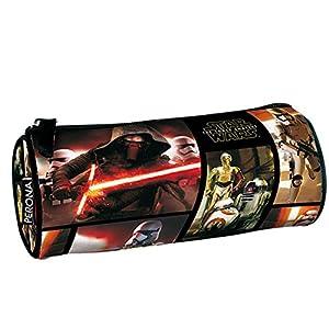 Montichelvo 599386031 – Portatodo Tubo Star Wars el Despertar de la Fuerza Perona