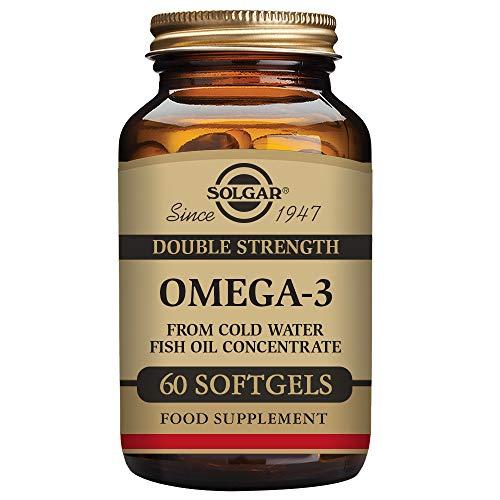 Solgar Omega 3-60 Cápsulas
