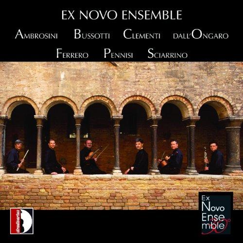 Scherzo (Per flauto,clarinetto, violino, violoncello e organo elettrico preregistrato)