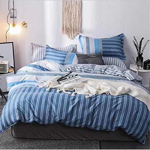 SHJIA Hohe Qualität Baumwolle Bettbezug Bettwäsche Set Doppel Bettbezug Set König Voll Königin König Größe B 220x240 cm (Minnie Voller Größe Bettwäsche-set)