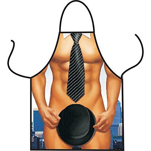 Vectri Grembiule Sexy Divertente Novità Cottura Cucina Barbecue Partito Cosplay Grembiule Grigliare Grembiule da Cucina da Donna Uomini Regalo (01)