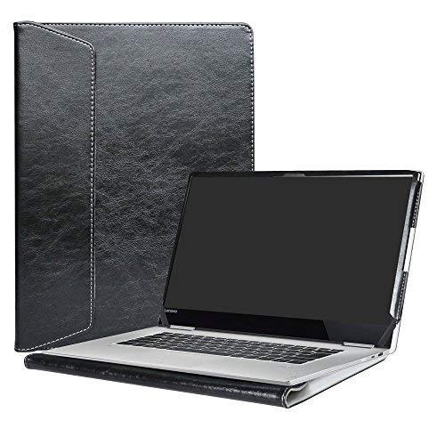 """Alapmk Spécialement Conçu Protection Housses Pour 14"""" Lenovo Thinkpad X1 Yoga 1st Gen & 2nd Gen & 3rd Gen Series Portable,Noir"""