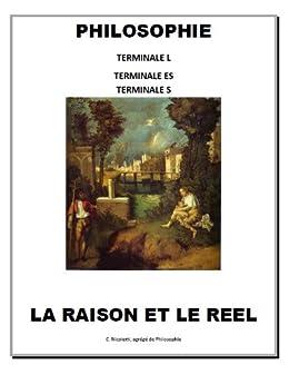 La Raison et le Réel (manuel  de philosophie) (Manuel de Philosophie en Terminale) par [Nicoletti, Christian]