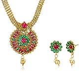 Ava Jewellery Set for Women (Multi colou...