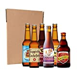 Pack degustación de cervezas belgas (6 botellines / latas de 33 cl)