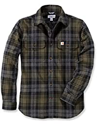 Carhartt Hubbard Slim Fit Flannel Shirt