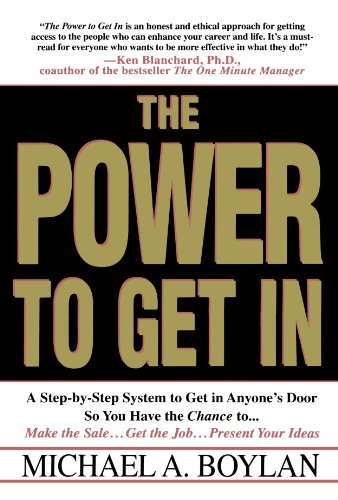 The Power to Get In