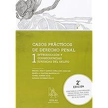 CASOS PRÁCTICOS DE DERECHO PENAL 1: INTRODUCCIÓN Y CONSECUENCIAS JURÍDICAS DEL DELITO (EOLAS TÉCNCIO)