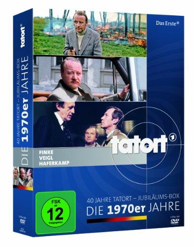 Tatort - Die 1970er Jahre (3 DVDs)