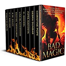 Bad Magic: 9 Novels of Demons, Djinn, Witches, Warlocks, Vampires, and Gods Gone Rogue