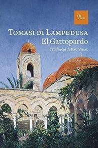 El Gattopardo par  Giusseppe Tomasi di Lampedusa
