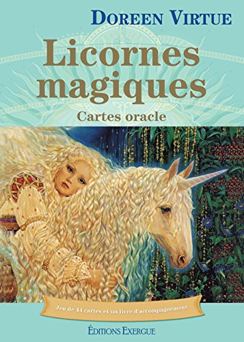 Licornes magiques : Cartes oracles par Doreen Virtue