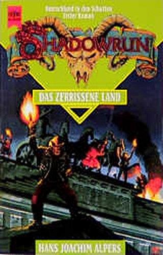 Das zerrissene Land: 10. Roman. Pandur-Trilogie 1 (Heyne Science Fiction und Fantasy (06))