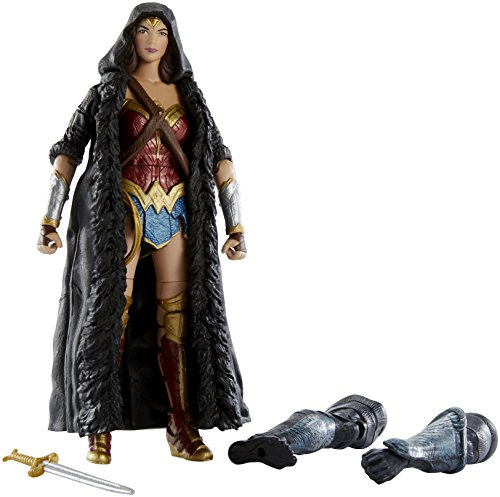 (Mattel FDF42 - DC Multiverse Wonder Woman Movie Collector-Figur, Aktionsspielzeug, 15 cm)