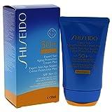 Shiseido Expert Sun Aging Protection Plus SPF 50 unisex, Sonnenlotion 50 ml, 1er Pack (1 x 0.08 kg)
