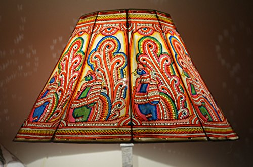 40CM Peacock Lampenschirm | Nachtlichter | große Lampe | Stehlampenschirm | Lampenschirme