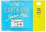 Winsor&Newton - Carta Cartridge Blocchi A Spirale A3 29,7 X 42,0 Cm - 25 Fogli