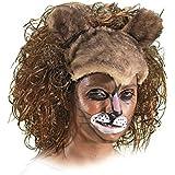 Peluca León para disfrazar animales musicales