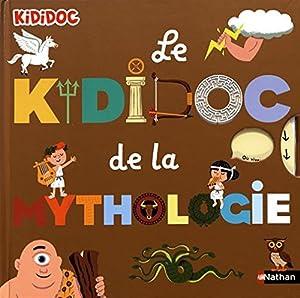 """Afficher """"Le kididoc de la mythologie"""""""