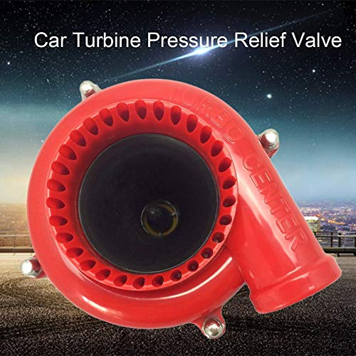 AST Works Professional Car Turbine Pressure Relief Valve Modified Racing Pressure Relief Valve Venting Electronic Turbo Hot Selling Useful