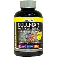 Collmar comprimidos masticables colágeno marino hidrolizado sabor Limón