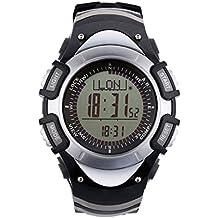 SUNROAD FR8204A Digital Waterproof Outdoor Sports Men Watch -Altimeter Compass Stopwatch Barometer Pedometer Outdoor Sports Multifunction