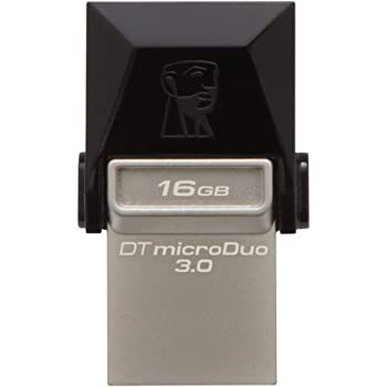 Kingston DT MicroDuo 16GB USB3.0 OTG Pen Drive