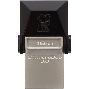 Kingston DT MicroDuo 16GB USB3.0 OTG Pen Drive