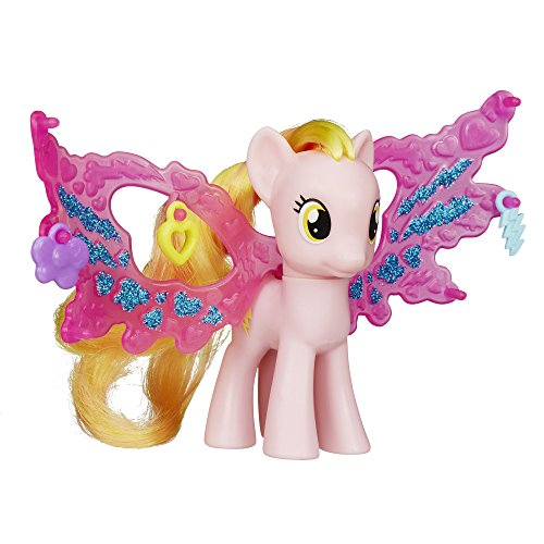 Hasbro My Little Pony Cutie Mark Magic Friendship Charm Wings Honey Rays Figure (Monster High My Little Pony)