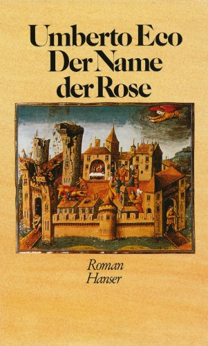 Der Name der Rose: Roman (Die Gottes Kindle Namen)