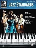 Jazz Standards: Piano/Vocal/Guitar (40 Sheet Music Bestsellers)